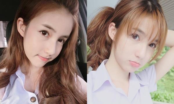 โยชิ สาวประเภทสองหน้าหวาน ในชุดนักศึกษา น่ารักกว่าเดิม
