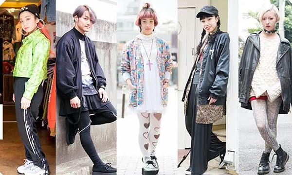 Harajuku Snap : พาส่องพนักงานชิคๆ ในร้านแฟชั่นย่านฮาราจูกุ