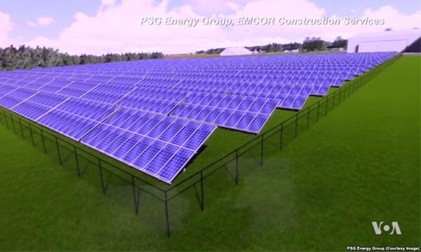 โรงเรียนในอเมริกาเปลี่ยนไปใช้พลังงานสะอาดจาก 'แสงอาทิตย์' มากขึ้น
