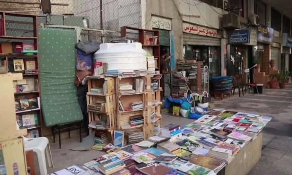หนอนหนังสือระดมทุนช่วยร้านหนังสือเก่าในจอร์แดน หลังประกาศปิดตัว