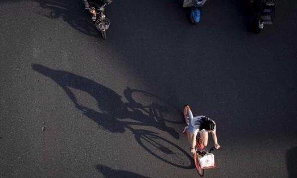 'จักรยานสาธารณะ' เทรนด์ใหม่ย้อนกระแสสังคมจีน