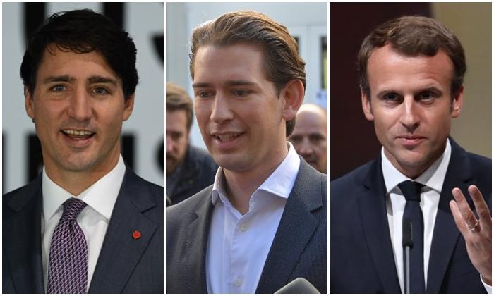 """เปิดแฟ้ม """"3 ท่านผู้นำ"""" อายุน้อย หล่อหนัก การศึกษาดี"""