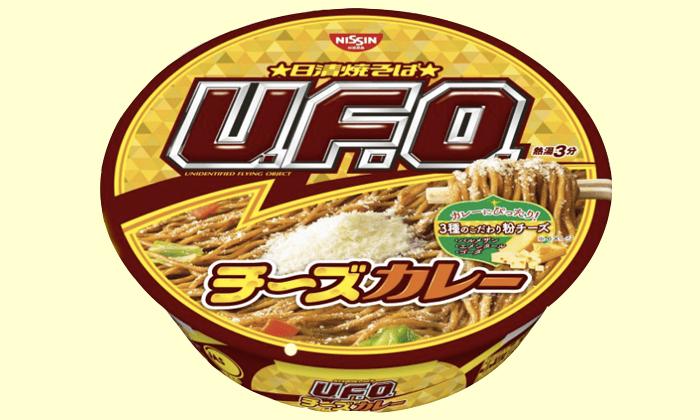 """ยากิโซบะรส """"Cheese Curry"""" ที่คนรักแกงกะหรี่ห้ามพลาด"""