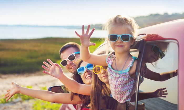 """ผลวิจัยชี้ """"5 ขวบ"""" คือช่วงอายุที่ พ่อ-แม่ ควรพาลูกเที่ยวต่างแดน"""