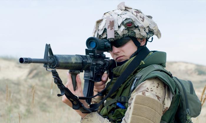 """อาชีพนี้ใช่เลย """"ทหาร"""" ครองแชมป์อาชีพสุดเท่ในสายตาเยาวชนไทย"""