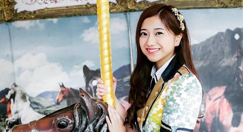 """โอชิกันหรือยัง """"มิโอริ BNK48"""" ไอดอลสาวจากต่างแดน ผู้มากความสามารถ"""