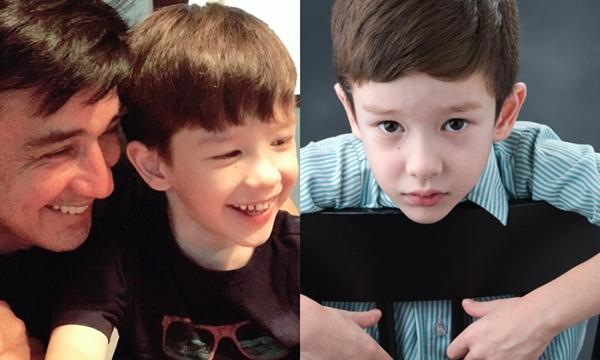 ปีนี้ 7 ขวบแล้ว น้องวิน-ธาดาฤทธิ์ ลูกชายสุดหล่อ ของ พ่อวิลลี่-แม่เยลหลี