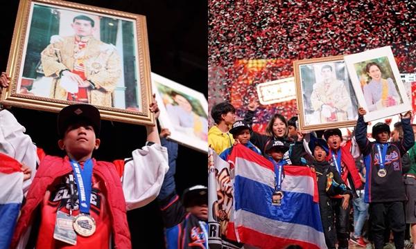 เด็กไทยเจ๋งเวอร์ AWESOME JUNIOR นักเต้นฮิปฮอปไทย คว้าเหรียญทองเวทีระดับโลก
