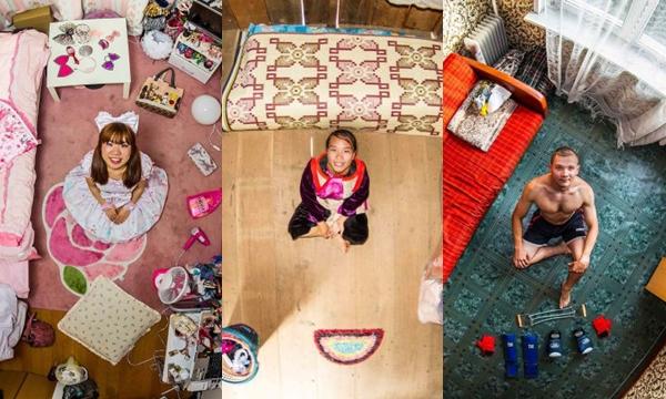 ภาพถ่าย ห้องนอนวัยรุ่นยุค 80-90 จากทั่วโลก มาดูกันว่าแต่ละประเทศเขานอนกันอย่างไร