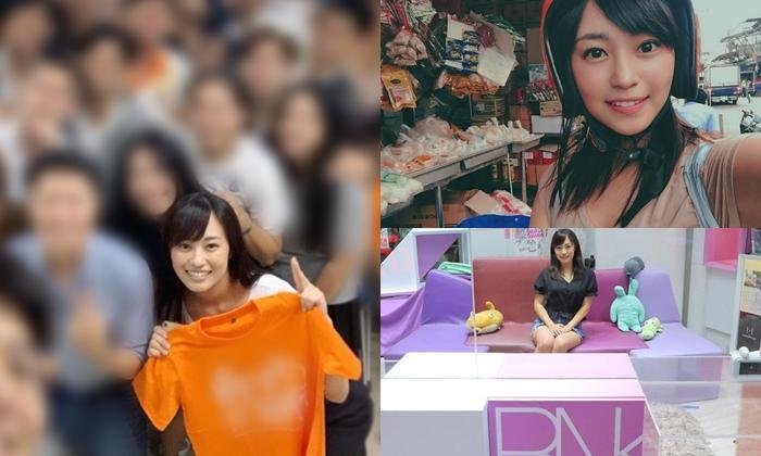 """ห้องเรียนแทบแตก มหาวิทยาลัยดังเชิญ """"Asano Emi"""" อดีตดารา AV มาบรรยายให้นักศึกษา"""