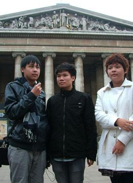 เมื่อเยาวชนไทย...ไปดูมหาลัยต่างประเทศ