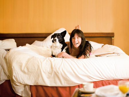 มีสัตว์เลี้ยงในห้องนอน...อันตรายต่อสุขภาพ