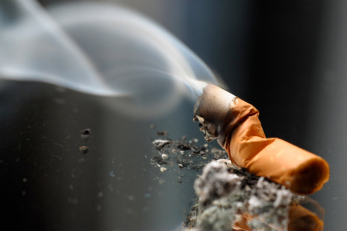 สูบบุหรี่ ทำร้าย DNA ในหนึ่งนาที