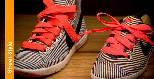 """Sneakers  เทรนด์ล่าสุด """"รองเท้าผ้าใบ"""""""