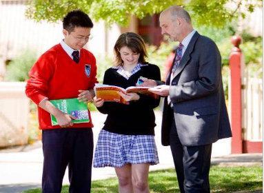 นิทรรศการศึกษาต่อออสเตรเลียระดับมัธยมศึกษา 2554