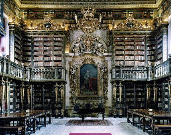 25 ห้องสมุดที่สวยที่สุดในโลก