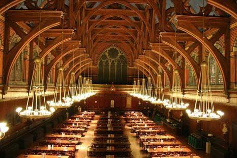 10 อันดับมหาวิทยาลัยที่มีชื่อเสียง แห่งปี 2012