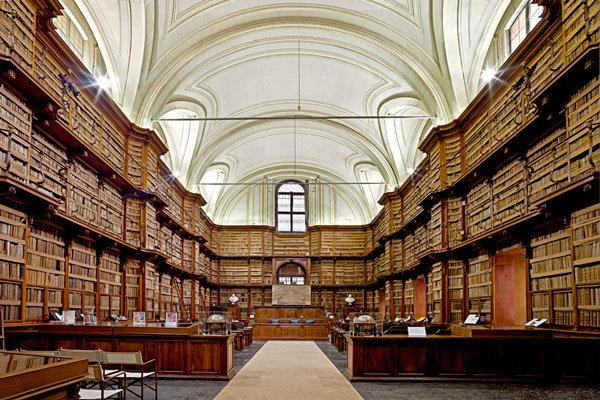 25 ห้องสมุดสาธารณะที่สวยที่สุดในโลก