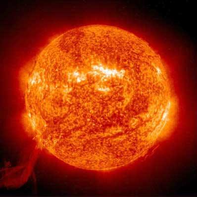 10 อันดับ ดาวที่ใหญ่ที่สุดในระบบสุริยะ(ของเรา)