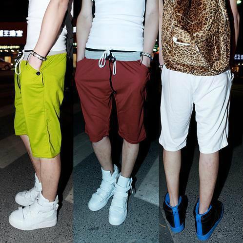 แฟชั่นกางเกงขาสามส่วน ลุคสบายๆ ที่ดูดี