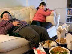 อาหารพลังงานสูง กินมาก อ้วน เบาหวาน