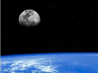 ฮาร์วาร์ดเสนอทฤษฎีใหม่ว่าดวงจันทร์เกิดจากโลก