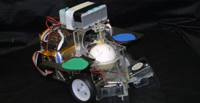 ญี่ปุ่นประดิษฐ์ 'หุ่นยนต์ขับคลื่อนด้วยแมลง'