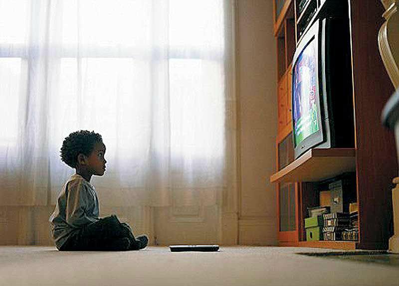 ดูทีวีเยอะไม่ทำให้เด็กนิสัยแย่