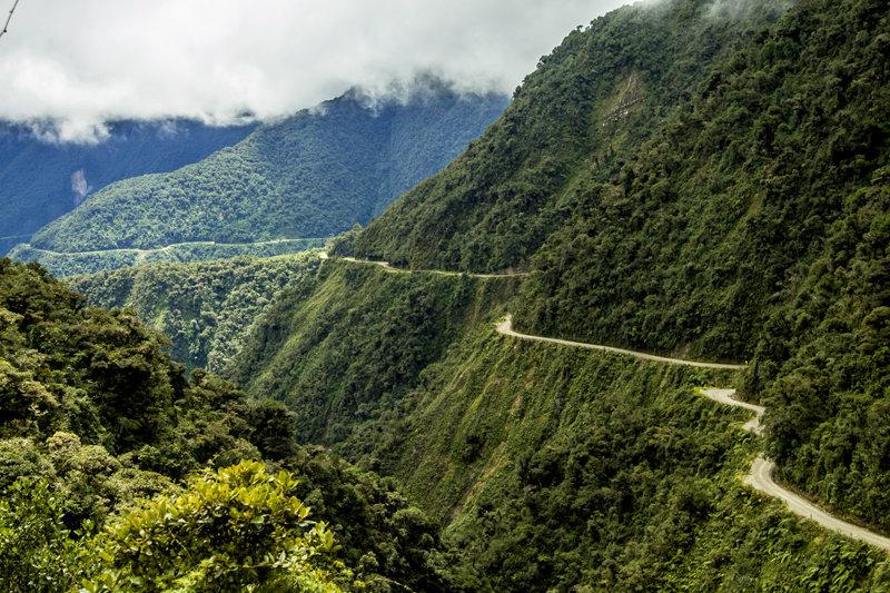 10 เส้นทางสุดอันตรายที่สุดในโลก