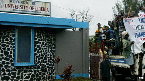 นร.ไลบีเรียเกือบ 25,000 คน สอบเข้ามหาวิทยาลัยไม่ได้แม้แต่คนเดียว