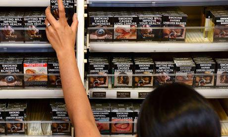 นักสูบวัยรุ่นอังกฤษไม่กลัวภาพคำเตือนบนซองบุหรี่