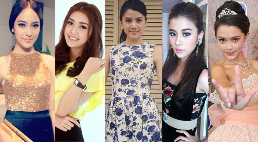 5 นางเอกวัยรุ่นสวยใสมาแรงแห่งปี