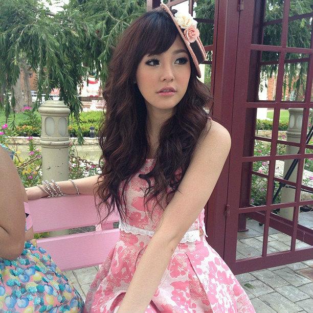 แฟชั่นสไตล์น้องมิ้นท์ แฟนเถ้าแก่น้อย น่ารักเกาหลีสุดๆ