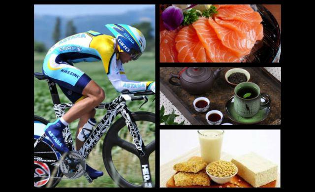 อาหารสำหรับนักปั่นจักรยาน