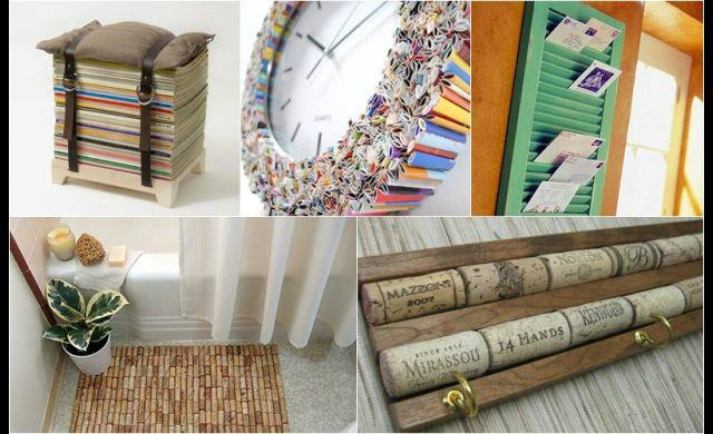 DIY ของเก่า(เก็บ) ในบ้านให้ใช้ประโยชน์ได้จริง