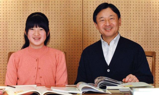 เจ้าหญิงไอโกะ เจ้าหญิงน้อยที่กำลังเบ่งบานแห่งญี่ปุ่น