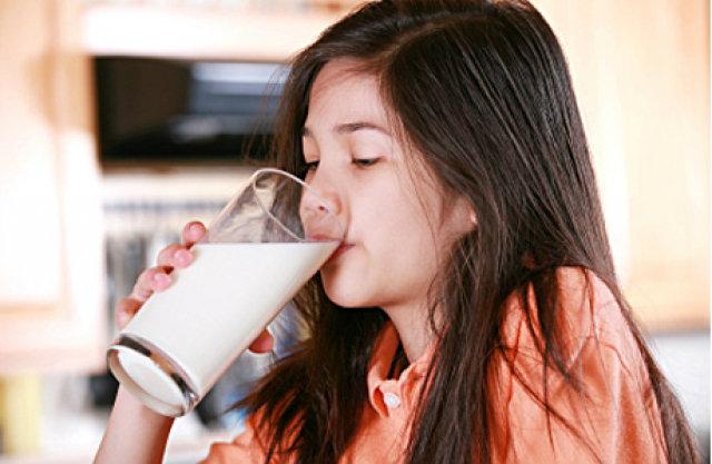 กรมอนามัยหนุนเด็กไทยกินอาหารแคลเซียมสูงลดภาวะเตี้ย อ้วน