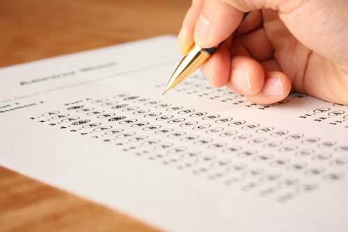 ข้อสอบ Pre O-NET ป.6 วิชาภาษาไทย 2555