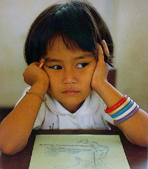 """ตั้งเป้า! ปี 57 นี้ เด็กไทย """"ไอคิว"""" ต้องเฉลี่ยไม่ต่ำกว่า100"""