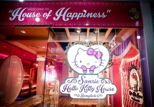 Hello Kitty House(สยาม) ตามไปดูข้างในมีอะไรบ้าง