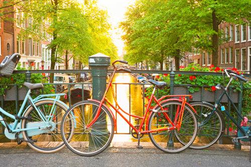 เมืองที่ดีที่สุดสำหรับการปั่นจักรยาน