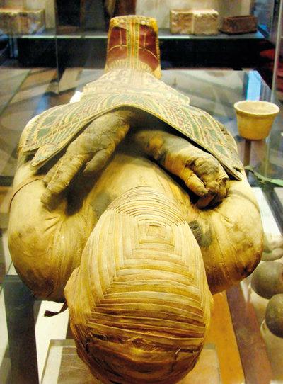 พบสูตรเก่าแก่ที่สุด ใช้ทำ ′มัมมี่อียิปต์′ ไปดูกัน