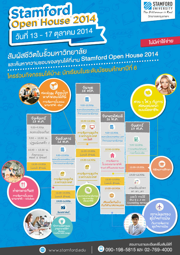 Stamford Open House 2014