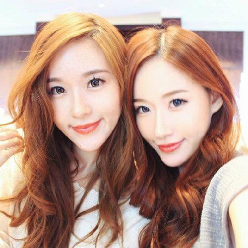 """สวยเเพคคู่!! สองสาวตระกูล """"ยามาดะ"""" เน็ตไอดอลอันดับ 1ของอินโดนีเซีย!!"""