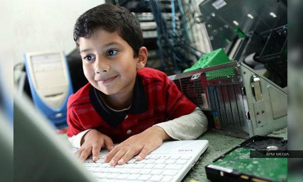 อายุน้อยสุดในโลก! เด็ก 5 ขวบสอบผ่านผู้เชี่ยวชาญ IT ของ Microsoft