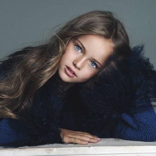 """สวยจริง!! Kristina Pimenova นางฟ้าตัวจิ๋ว เจ้าของฉายา """"เด็กผู้หญิงที่สวยที่สุดในโลก"""""""