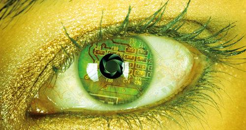 """""""ดวงตาประดิษฐ์"""" การก้าวข้ามขีดความสามารถดวงตาในอนาคต"""