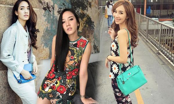 รวมดาราสาวไทยดูยังไงก็เหมือนกันอย่างกับแกะ