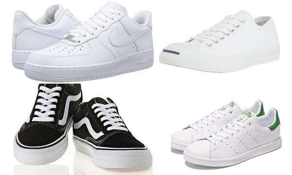 20 อันดับรองเท้าสนีกเกอร์ยอดฮิตตลอดกาล โดยเว็บไซต์ Sneaker Freaks