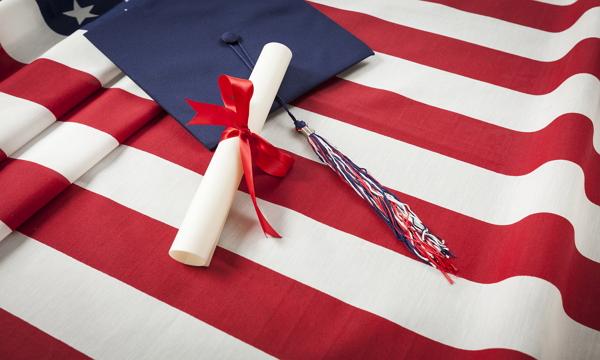 งานนิทรรศการศึกษาต่อประเทศสหรัฐอเมริกา